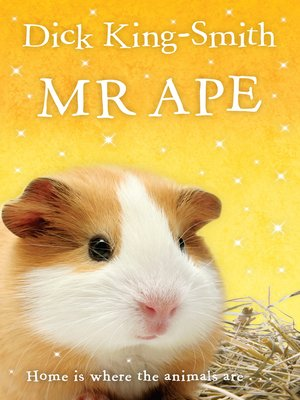 cover image of Mr Ape