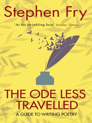 cover image of The Ode Less Travelled