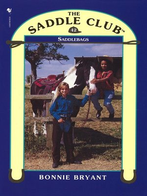 cover image of Saddlebags