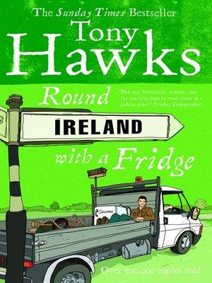 cover image of Round Ireland With a Fridge