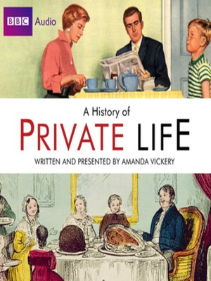 cover image of A History of Private Life