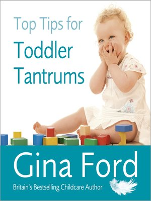 cover image of Top Tips for Toddler Tantrums