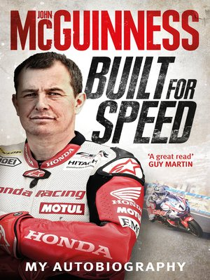 cover image of Built for Speed