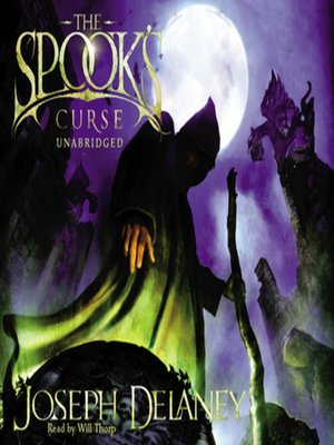 cover image of The Spook's Curse