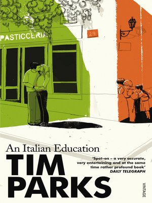 cover image of An Italian Education