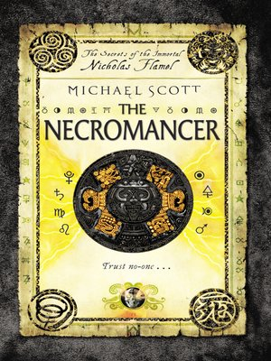 cover image of The Necromancer
