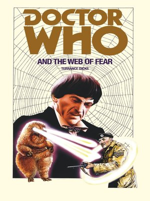 cover image of Doctor Who and the Web of Fear