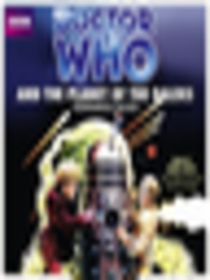 cover image of Doctor Who and the Planet of the Daleks