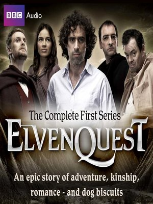 cover image of ElvenQuest