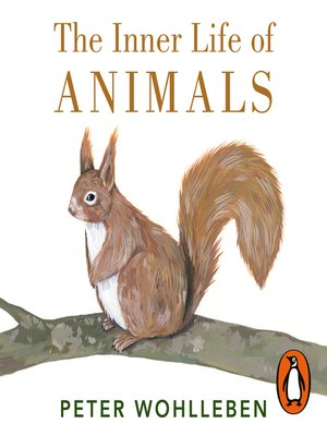 cover image of The Inner Life of Animals