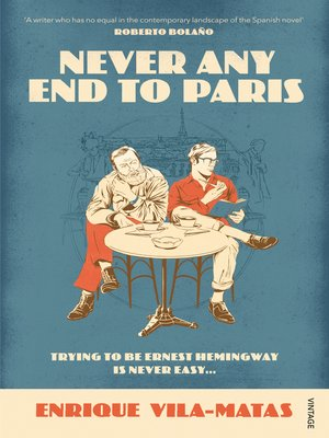 cover image of Never Any End to Paris