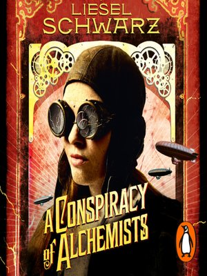 cover image of A Conspiracy of Alchemists