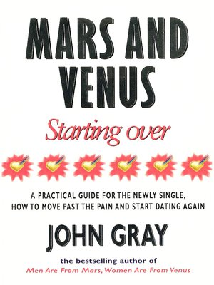 cover image of Mars and Venus Starting Over