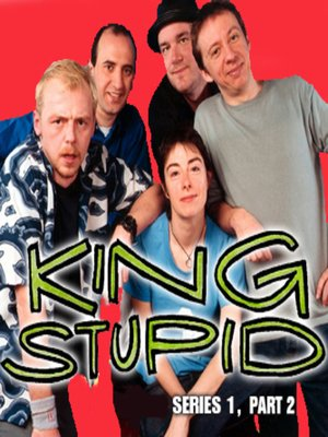cover image of King Stupid, Series 1, Part 2