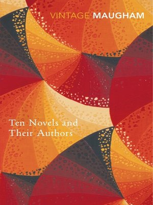 cover image of Ten Novels and Their Authors