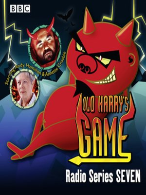 cover image of Old Harry's Game, Series 7
