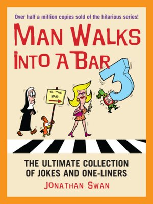cover image of A Man Walks Into a Bar 3