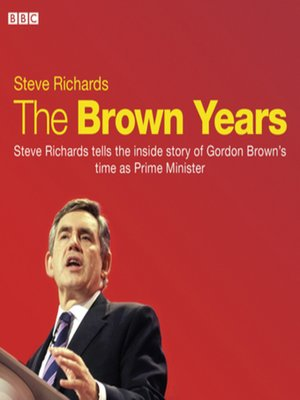 cover image of The Brown Years