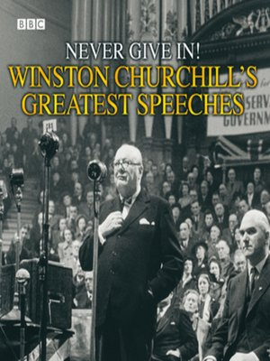cover image of Winston Churchill's Greatest Speeches