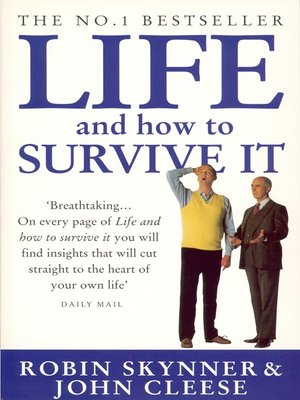 cover image of Life and How to Survive It