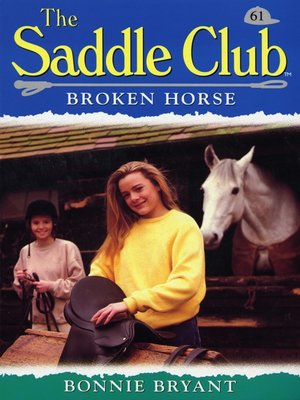 cover image of Broken Horse