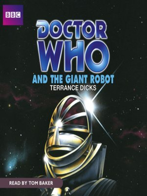 cover image of Doctor Who and the Giant Robot