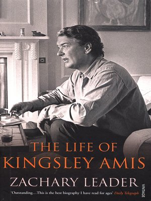 cover image of The Life of Kingsley Amis