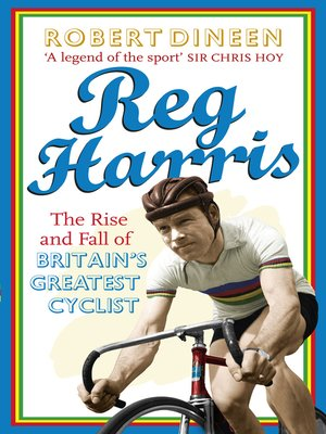cover image of Reg Harris