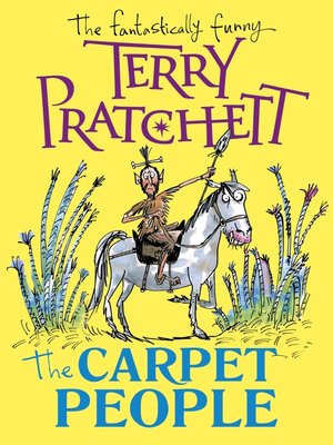 cover image of The Carpet People