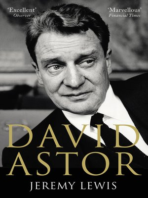 cover image of David Astor