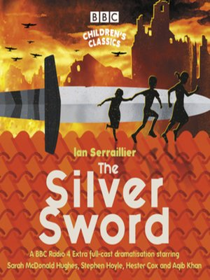 cover image of The Silver Sword