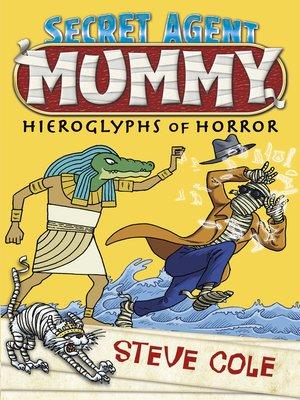cover image of Secret Agent Mummy