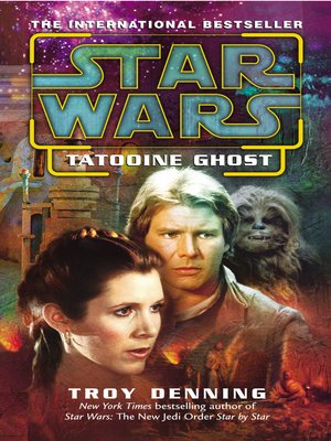 cover image of Tatooine Ghost