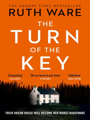 cover image of The Turn of the Key