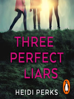 cover image of Three Perfect Liars