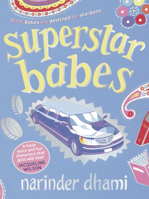 cover image of Superstar Babes