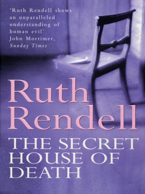 cover image of The Secret House of Death