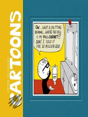 cover image of Peter Duggan's Artoons