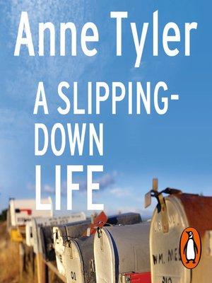 cover image of A Slipping Down Life