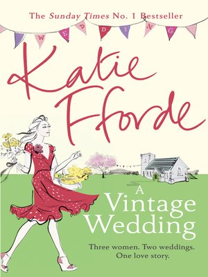cover image of A Vintage Wedding