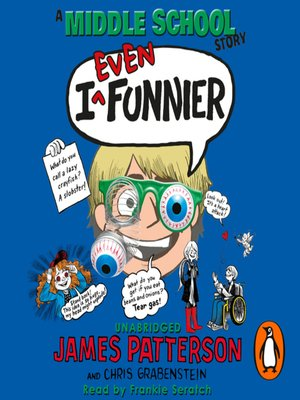 cover image of I Even Funnier--A Middle School Story