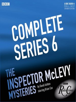 cover image of McLevy, Series 6