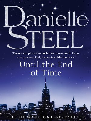 bol.com | Until The End Of Time, Danielle Steel ...