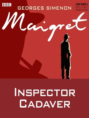 cover image of Inspector Cadaver