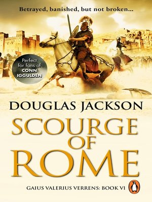 cover image of Scourge of Rome