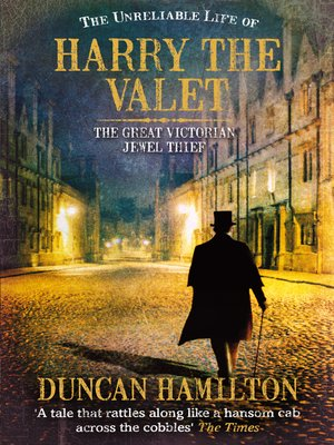 cover image of The Unreliable Life of Harry the Valet