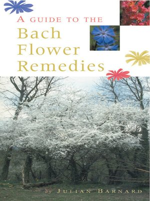 cover image of A Guide to the Bach Flower Remedies