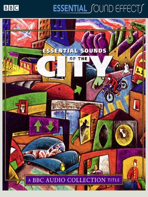 cover image of Essential Sounds of the City