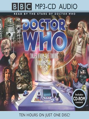 cover image of Tales from the Tardis