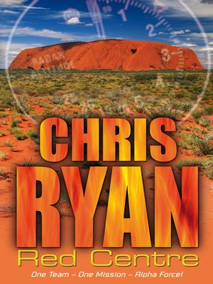 cover image of Red Centre